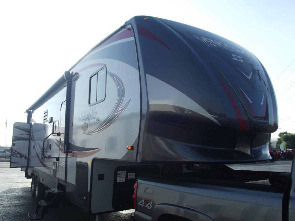 New 2017 Forest River RV Vengeance Super Sport 312A Photo