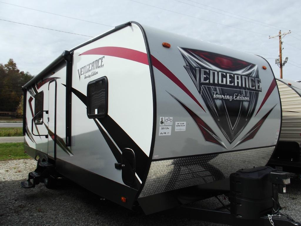 New 2017 Forest River RV Vengeance Touring Edition 26FB13 Photo