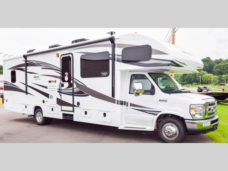 ce86bf71daa006 New 2019 Jayco Greyhawk 30X Motor Home Class C at Summit RV ...