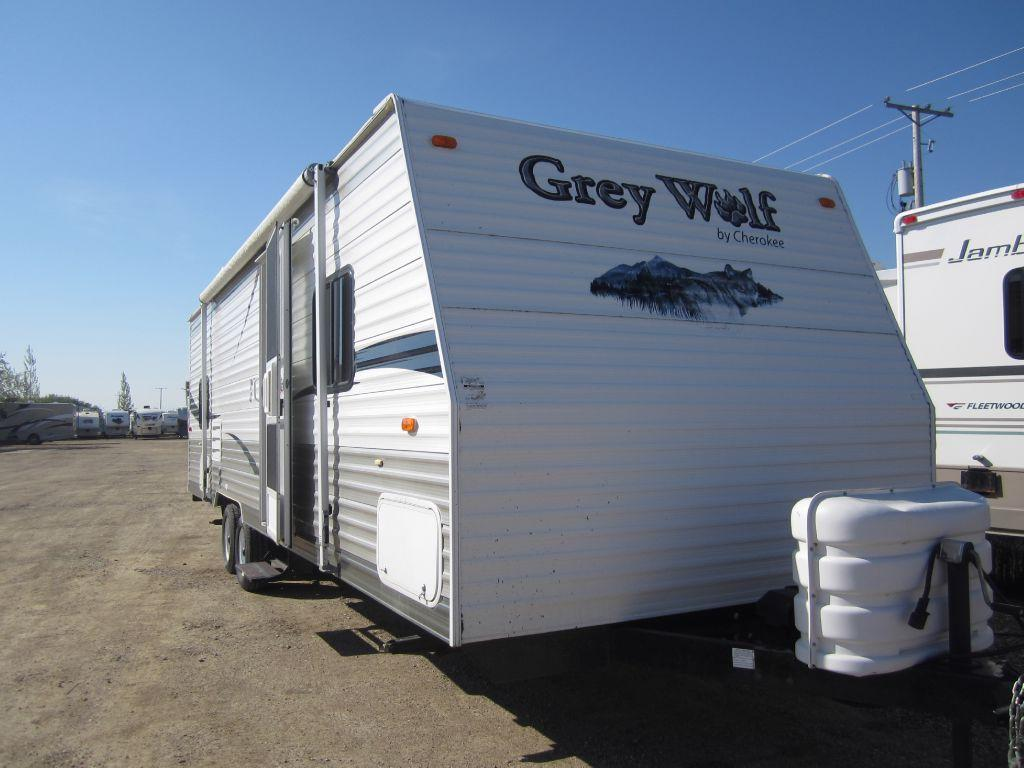 Used 2008 Cherokee Greywolf 28BHS Photo