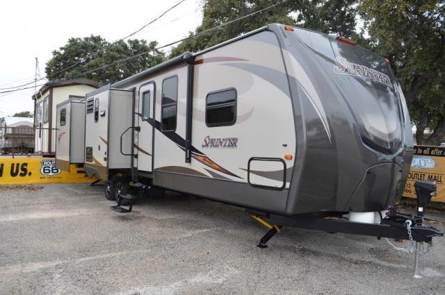 New 2015 Keystone RV Sprinter 322BHS Photo