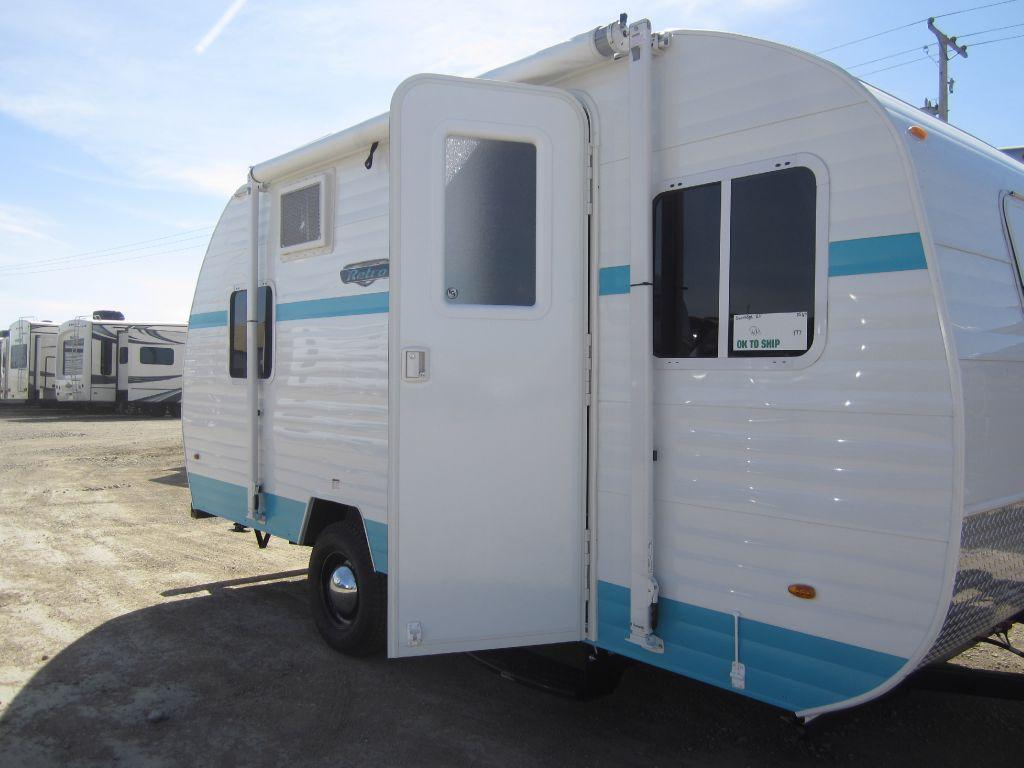 New 2016 Riverside RV White Water 177 Retro Photo