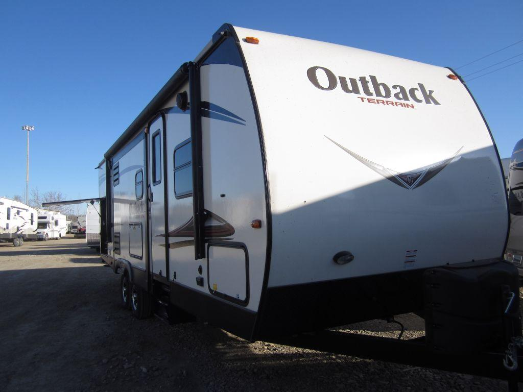 New 2015 Keystone RV Outback Terrain Ultra Lite 265TRB Photo