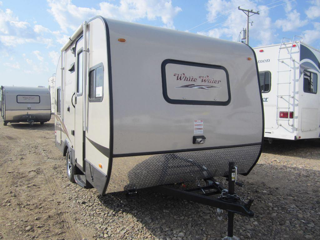 New 2016 Riverside RV White Water 166 Retro Photo