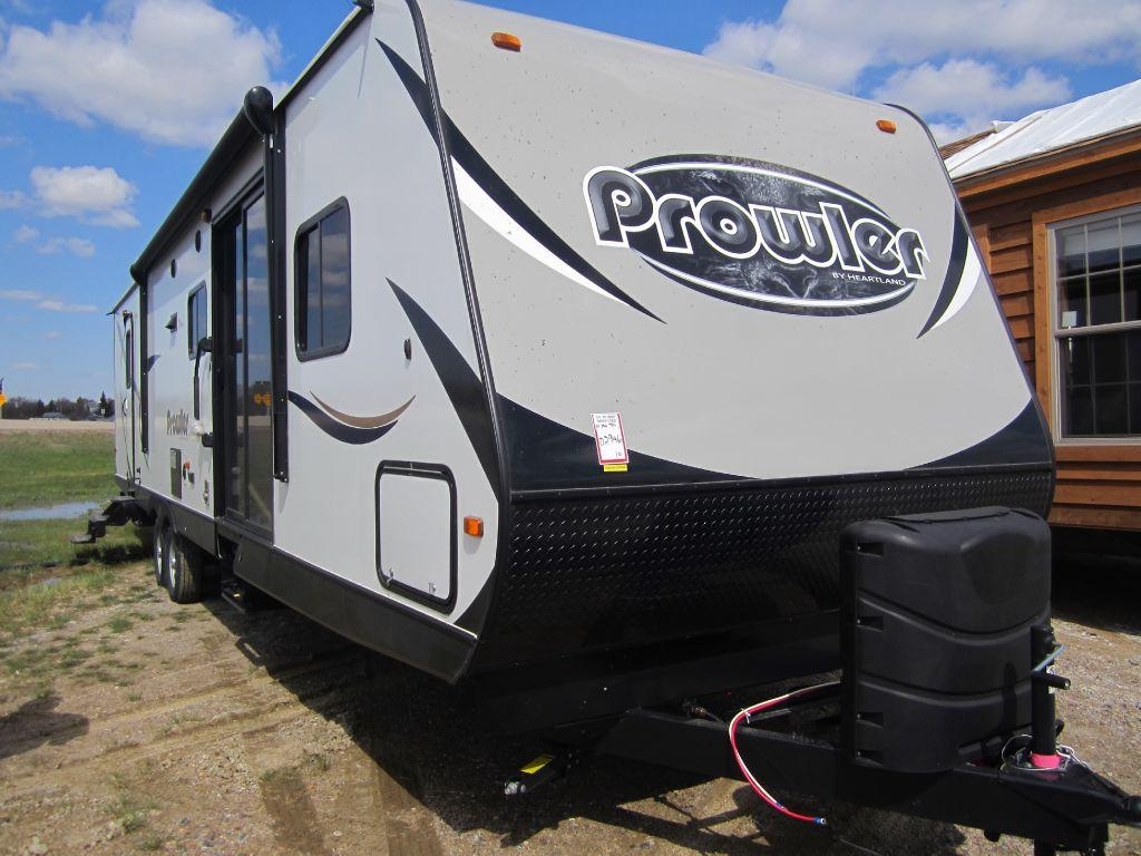 New 2016 Heartland Prowler 37P DBR Photo