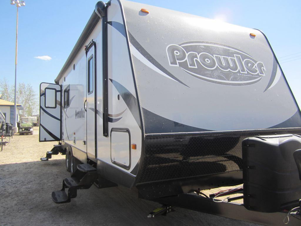 New 2016 Heartland Prowler 25P RKS Photo