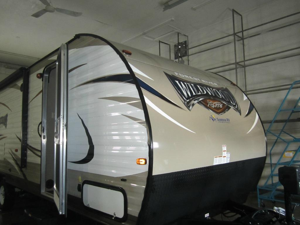 New 2016 Forest River RV Wildwood X-Lite 254RLXL Photo