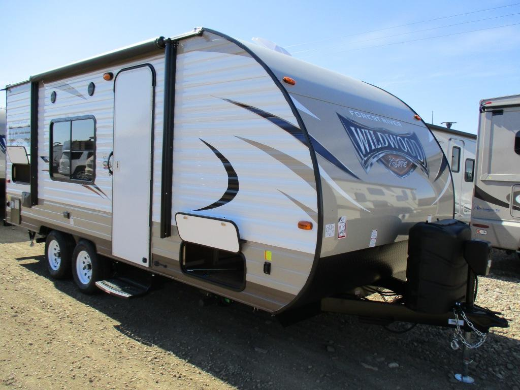 New 2017 Forest River RV Wildwood X-Lite 171RBXL Photo