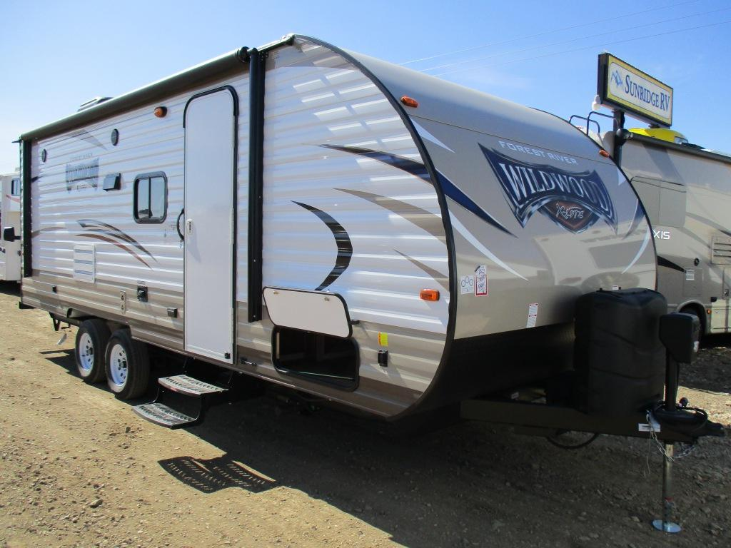 New 2017 Forest River RV Wildwood X-Lite 230BHXL Photo