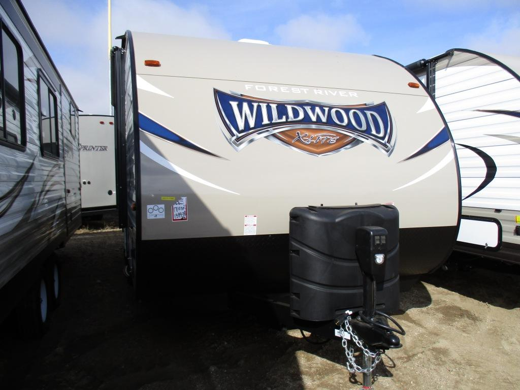 New 2016 Forest River RV Wildwood X-Lite 171RBXL Photo