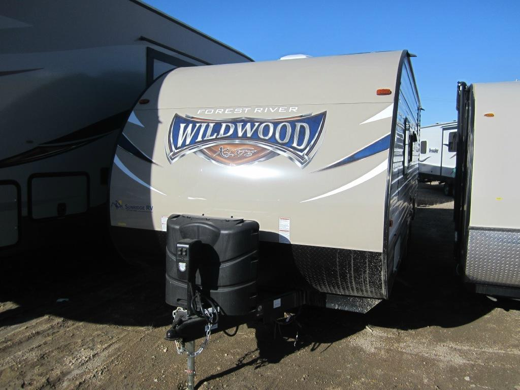 New 2017 Forest River RV Wildwood X-Lite 201BHXL Photo