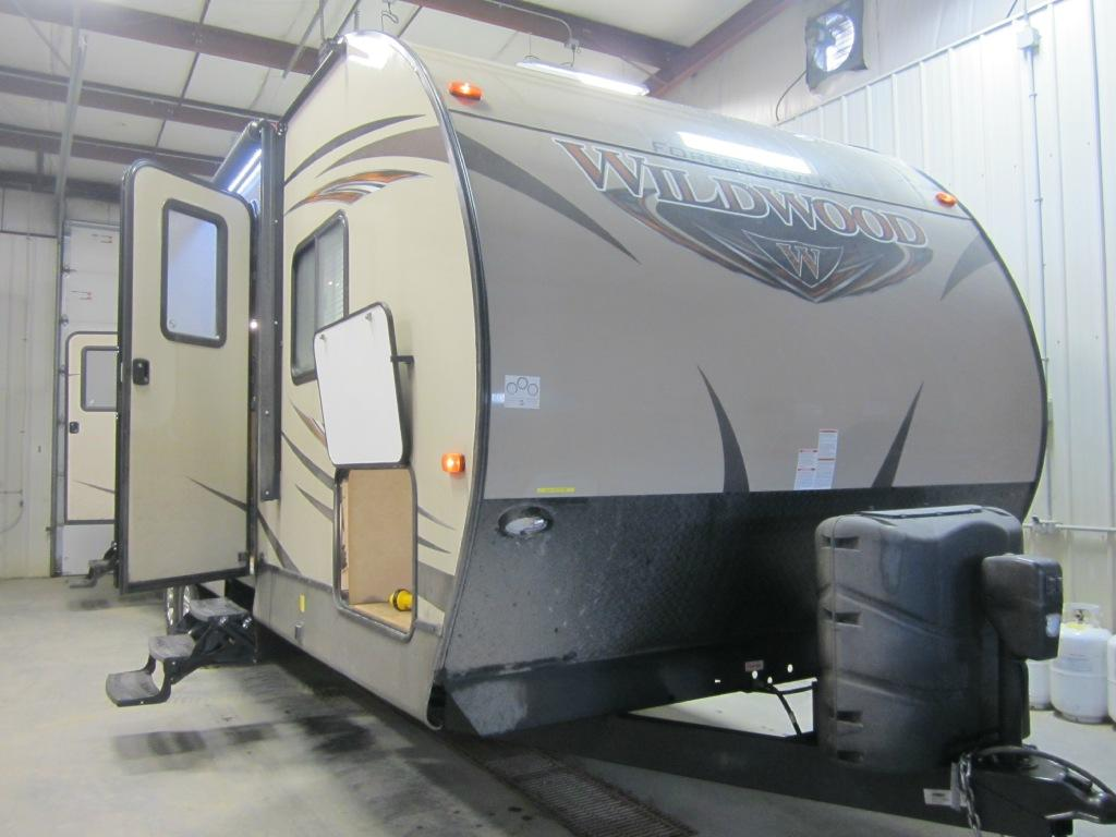 New 2016 Forest River RV Wildwood 27TDSS Photo