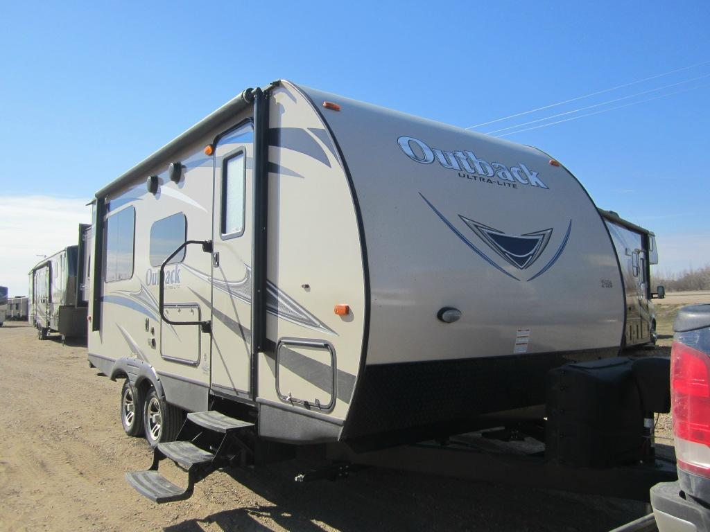 New 2017 Keystone RV Outback Ultra Lite 210URS Photo