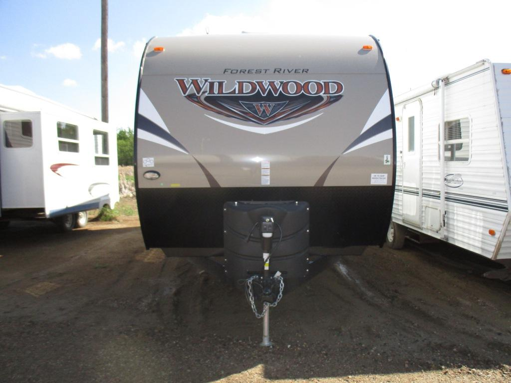 New 2017 Forest River RV Wildwood 30LOFTK Photo