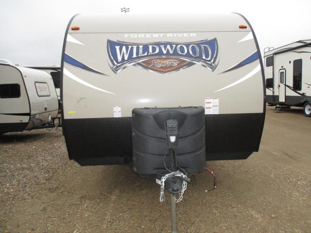 New 2016 Forest River RV Wildwood X-Lite 261BHXL Photo