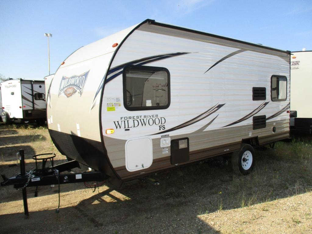 New 2017 Forest River RV Wildwood X Lite FS 175RD Photo