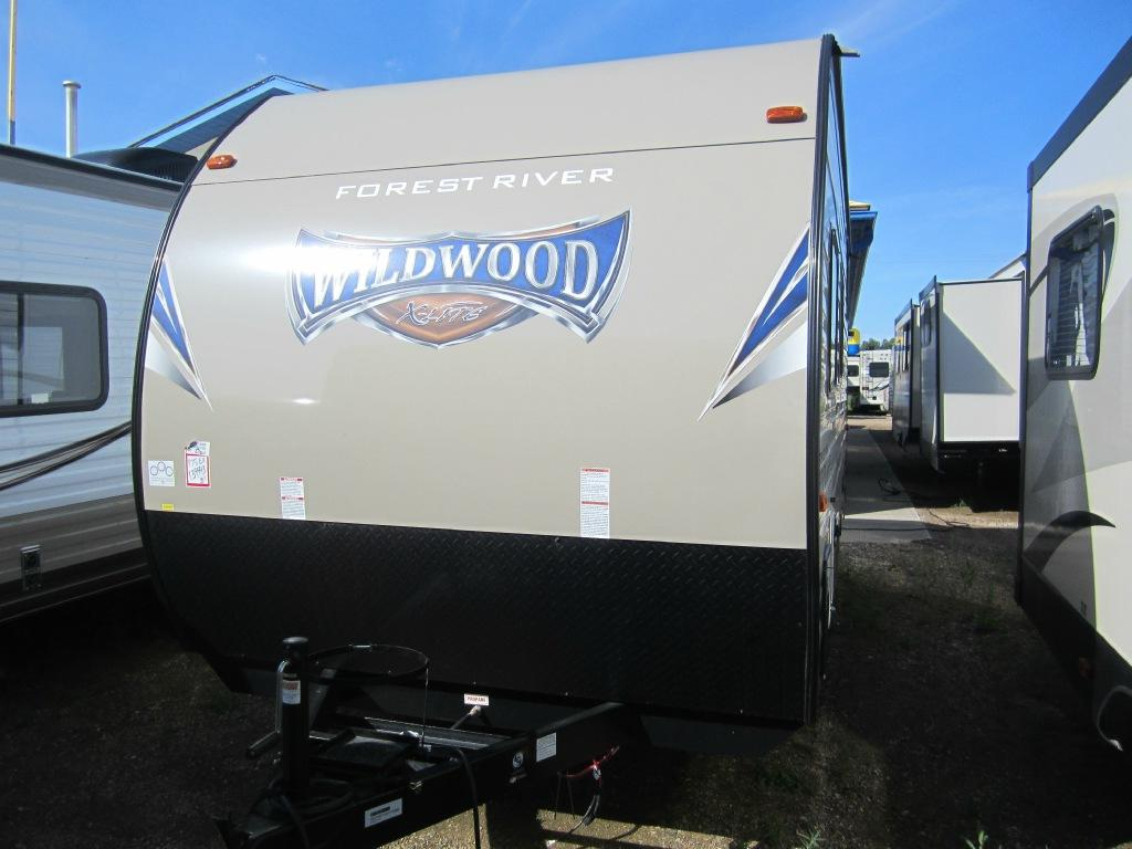 New 2017 Forest River RV Wildwood X Lite FS 175BH Photo