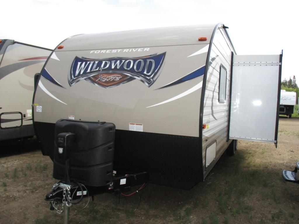 New 2017 Forest River RV Wildwood 263BHXL Photo