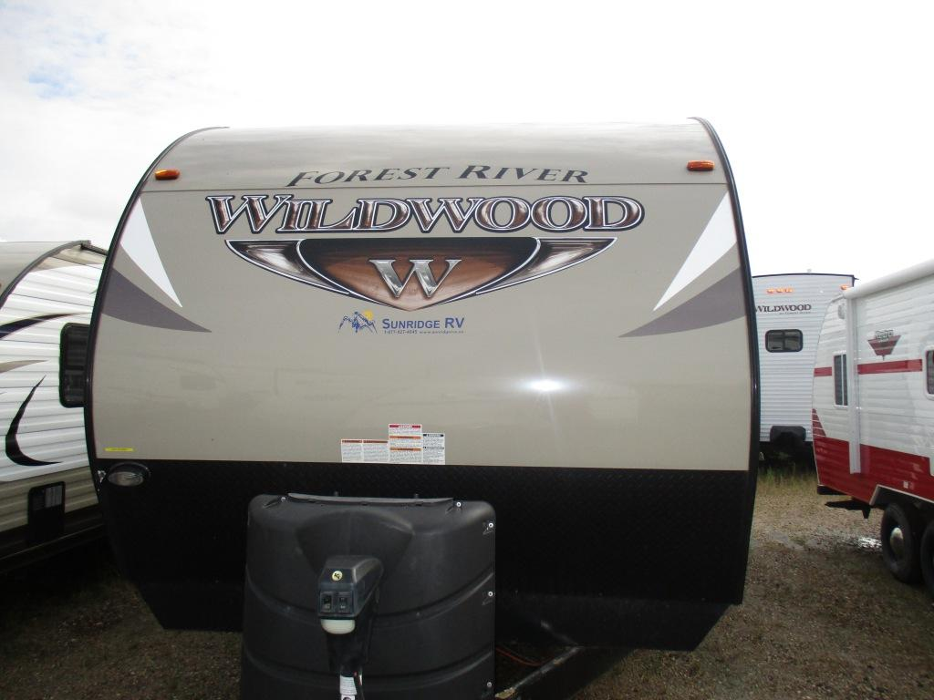 New 2016 Forest River RV Wildwood 25RKS Photo