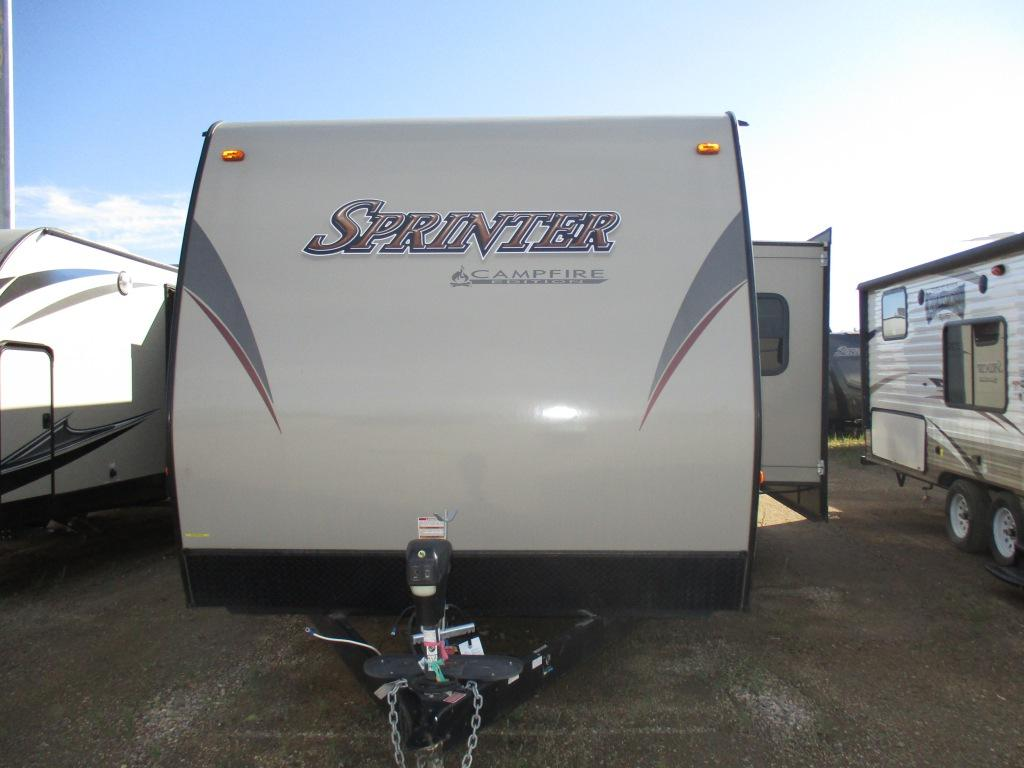 New 2015 Keystone RV Sprinter Campfire Edition 31BH Photo