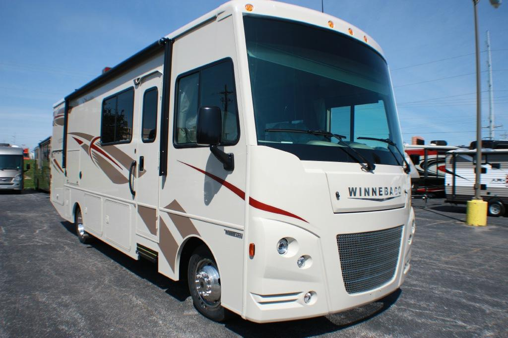 New 2017 Winnebago Vista 29VE Photo