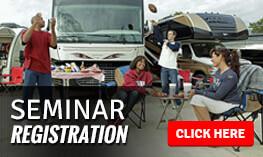 RV Seminars at Wilkins RV